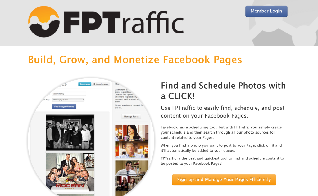 FPTraffic homepage