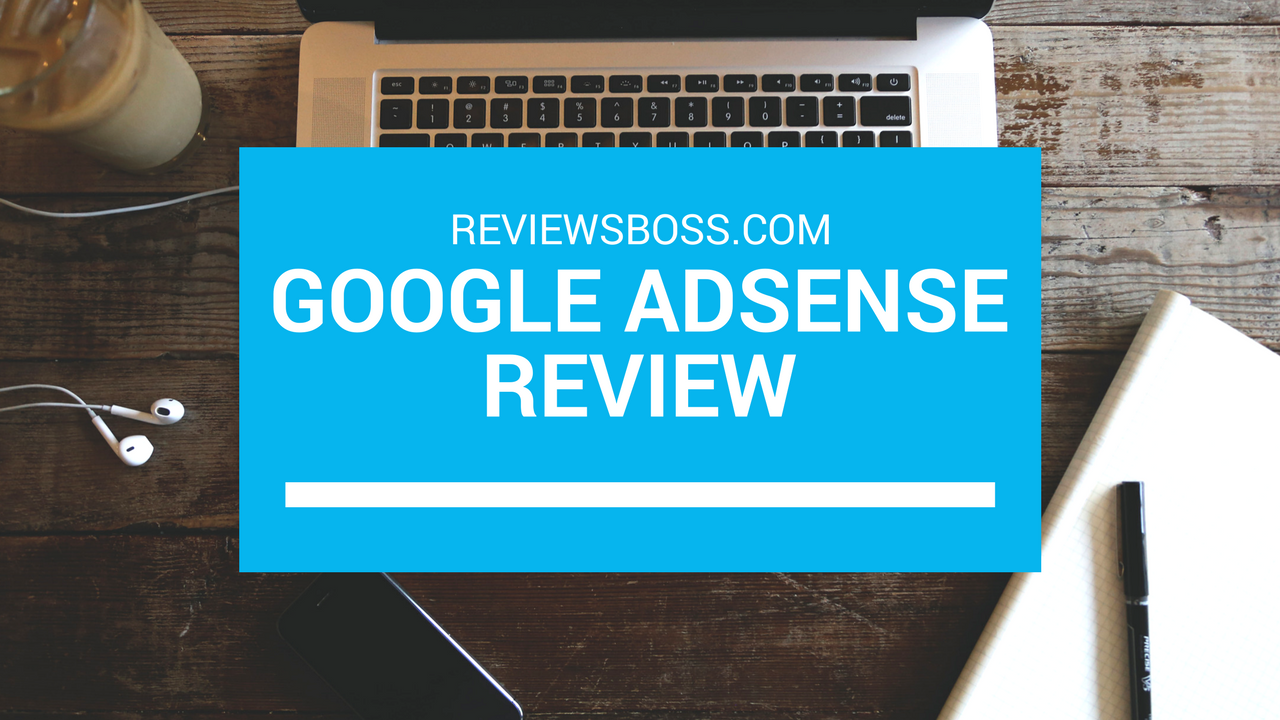 google adsense review - featured image