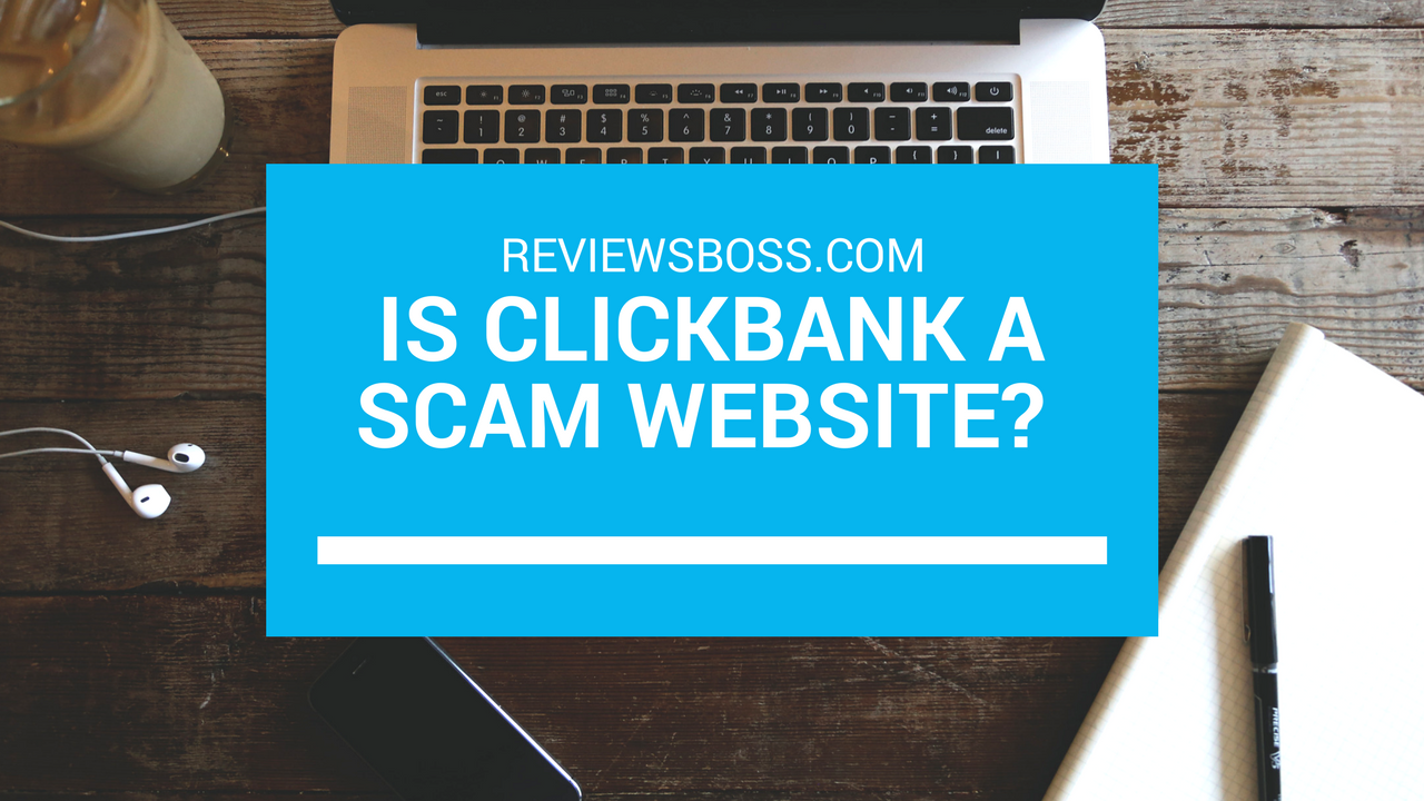 is clickbank a scam