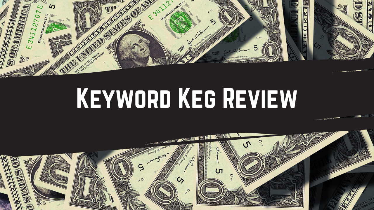 keyword keg review featured image